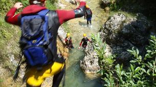 Canyoning-Lake Garda-Full Day Canyoning in Lake Garda-5