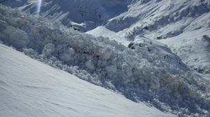 Backcountry Skiing-Tignes, Espace Killy-Safety Avalanche Awareness Session in Tignes-5