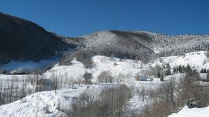 Raquette à Neige-Cauterets-Randonnée Raquettes à Cauterets, Pyrénées-3