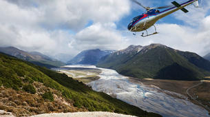 Helicopter tours-Christchurch-Mt Cook Helicopter Tour from Christchruch-3
