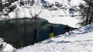 Backcountry Skiing-Tignes, Espace Killy-Off Piste Ski Guiding Session in Tignes-4