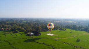 Hot Air Ballooning-Ubud-Tethered Hot Air Balloon Ride in Ubud-6