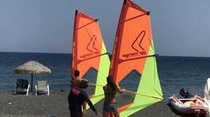 Windsurf-Santorin-Windsurfing for beginners in Santorini-4