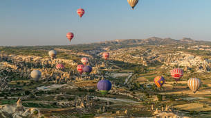 Hot Air Ballooning-Cappadocia-Hot Air Balloon Ride in Cappadocia-4