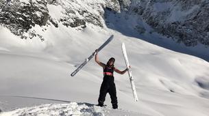 Ski de Randonnée-Bonneval-sur-Arc, Haute Maurienne-Initiation Ski de Randonnée à Bonneval-sur-Arc-5