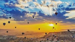 Hot Air Ballooning-Cappadocia-Hot Air Balloon Ride in Cappadocia-2