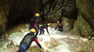 Canyoning-Lake Garda-Full Day Canyoning in Lake Garda-2