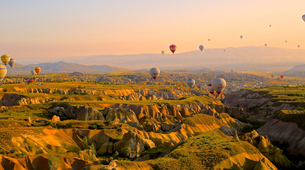Hot Air Ballooning-Cappadocia-Hot Air Balloon Ride in Cappadocia-1