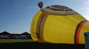 """Heißluftballon-Munich-Ballonfahrt im Voralpenland """"exklusiv""""-3"""