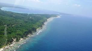 Helicopter tours-Port-Vila-Helicopter Flight & Volcano Landing on Nguna Island-4