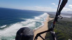 Paragliding-Wilderness National Park-Tandem Paragliding flight from Garden Route coast-5