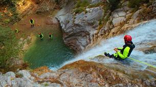 Canyoning-Lake Garda-Canyoning Tour from Vione Canyon to Lake Garda-6