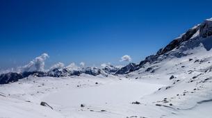 Raquetas de nieve-Morosaglia-Guided Snowshoe Hike in the Asco Valley, Corsica-6