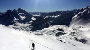 Ski de Randonnée-Bonneval-sur-Arc, Haute Maurienne-Initiation Ski de Randonnée à Bonneval-sur-Arc-3
