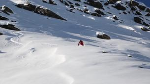 Backcountry Skiing-Val Thorens, Les Trois Vallées-Freeride skiing or snowboarding sessions in Val Thorens-5