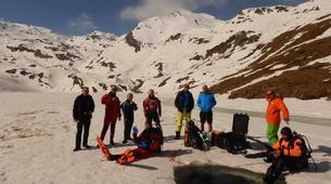 Plongée sous glace-Val Thorens, Les Trois Vallées-Plongée sous glace à Val Thorens-5