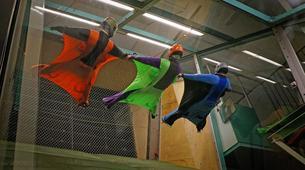 Indoor skydiving-Stockholm-First time Indoor Wingsuit Flight in Stockholm, Sweden-1