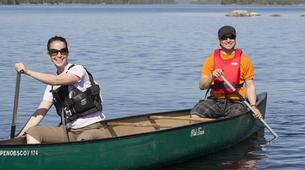 Kayaking-Linnansaari National Park-Canoe/Kayak Beginner Course in Oravi near Linnansaari National Park-6
