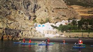 Stand up Paddle-Santorini-SUP and snorkeling tour in Santorini-3