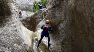 Canyoning-Núria-Canyoning dans les Gorges de Nuria-2