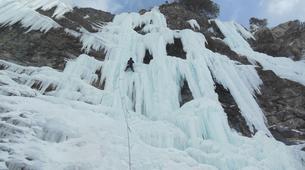Ice Climbing-Aosta Valley-Ice climbing in the Italian Alps-2