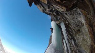 Ice Climbing-Aosta Valley-Ice climbing in the Italian Alps-1