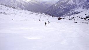 Raquette à Neige-Morosaglia-Randonnée Guidée en Raquettes dans la Vallée du Niolo, Haute-Corse-6