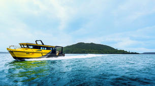Jet Boating-Rotorua-Speed, spins and cultural jet boating excursion on Lake Rotorua-3