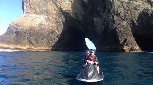 Jet Skiing-Paihia-Jet Ski Tour of Cape Brett in the Bay of Islands-3