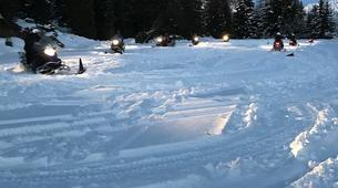 Motoneige-Chamrousse-Randonnée Motoneige à Chamrousse-10