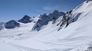 Backcountry Skiing-Courchevel, Les Trois Vallées-Backcountry skiing or snowboarding in Courchevel-7