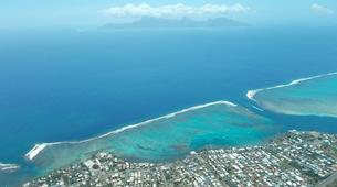 Parapente-Tahiti-Vol en Parapente Biplace à Tahiti-5