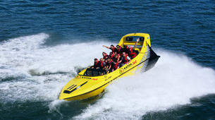 Jet Boating-Rotorua-Speed, spins and cultural jet boating excursion on Lake Rotorua-2