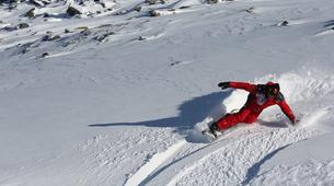 Backcountry Skiing-Val Thorens, Les Trois Vallées-Freeride skiing or snowboarding sessions in Val Thorens-2
