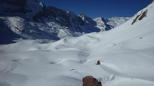Ski touring-Tignes, Espace Killy-Private Ski Touring Session in Tignes-1