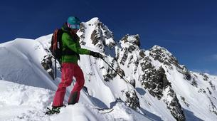 Backcountry Skiing-Tignes, Espace Killy-Off Piste Ski Guiding Session in Tignes-2