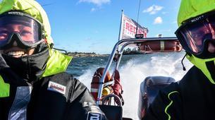 Jet Boating-Helsinki-Private RIB Boat Excursion to Helsinki's Island Nature Reserve-4