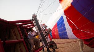 Hot Air Ballooning-Dubai-Hot Air Balloon Flight in Dubai-5