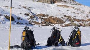 Plongée sous glace-Val Thorens, Les Trois Vallées-Plongée sous glace à Val Thorens-6