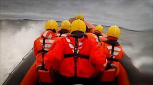 Jet Boating-Helsinki-Private RIB Boat Offshore Experience in Helsinki-1