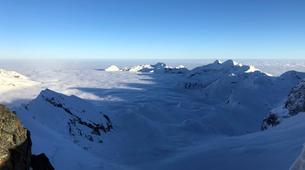 Ski de Randonnée-Bonneval-sur-Arc, Haute Maurienne-Initiation Ski de Randonnée à Bonneval-sur-Arc-4