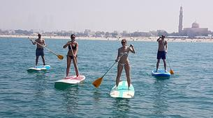 Stand up Paddle-Dubai-SUP Lesson in Dubai-1