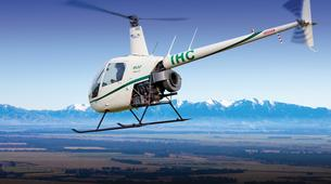 Helicopter tours-Christchurch-Learn to Fly a Helicopter in Christchurch-1
