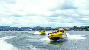 Jet Boating-Rotorua-Speed, spins and cultural jet boating excursion on Lake Rotorua-1