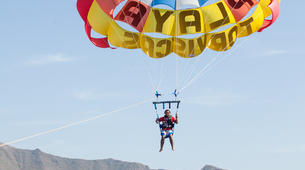 Parachute ascensionnel-Costa Adeje, Tenerife-Parasailing flights in Costa Adeje-2