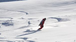 Backcountry Skiing-Val Thorens, Les Trois Vallées-Freeride skiing or snowboarding sessions in Val Thorens-4