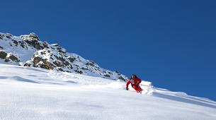 Backcountry Skiing-Val Thorens, Les Trois Vallées-Freeride skiing or snowboarding sessions in Val Thorens-3