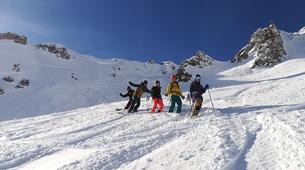 Backcountry Skiing-Tignes, Espace Killy-Off Piste Ski Guiding Session in Tignes-6