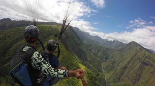 Parapente-Tahiti-Vol en Parapente Biplace à Tahiti-9