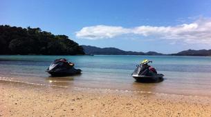 Jet Skiing-Paihia-Jet Ski Tour of Moturoa in the Bay of Islands-1